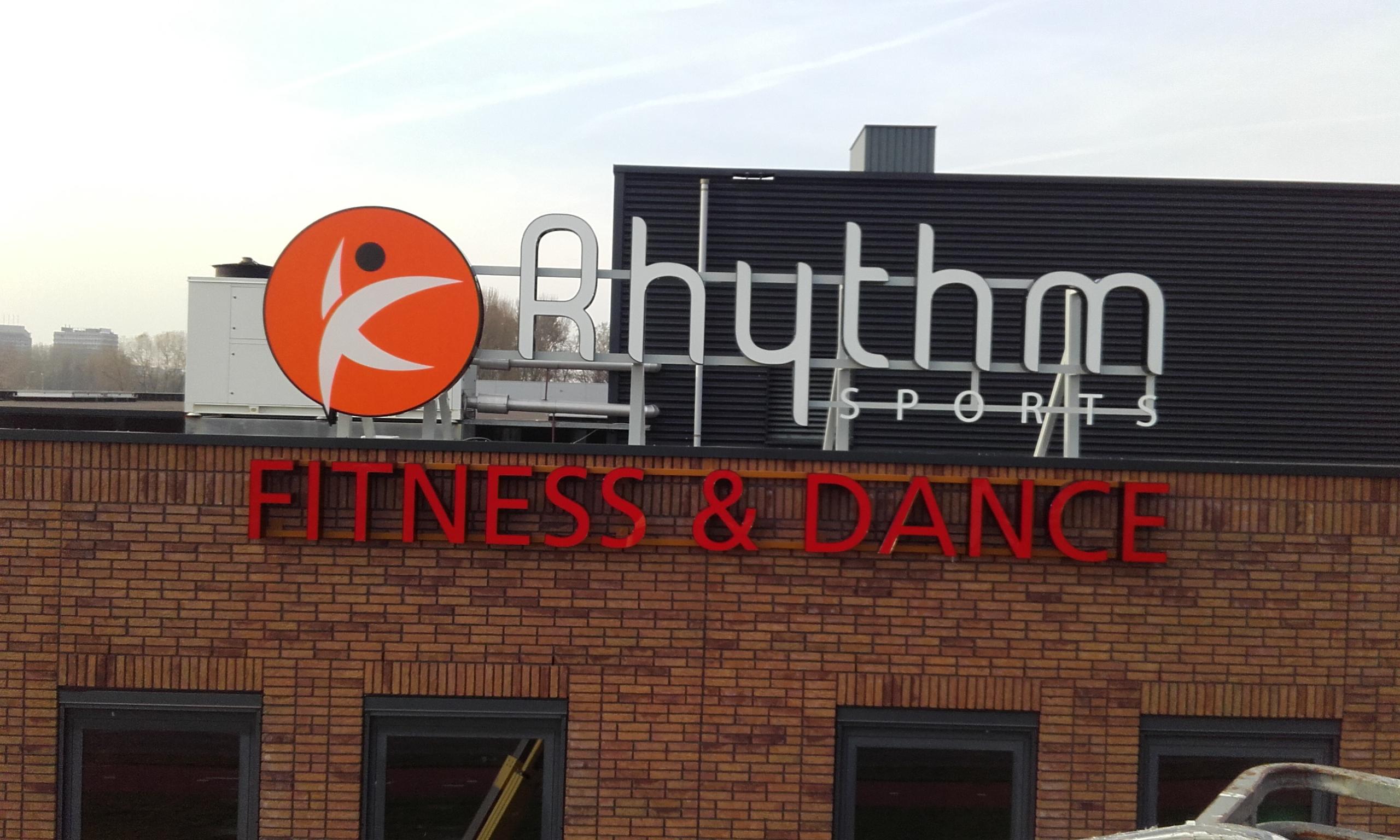 Rhythm Sports -Laan van Waalhaven