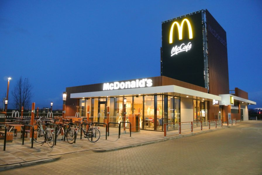 McDonald's Sneek