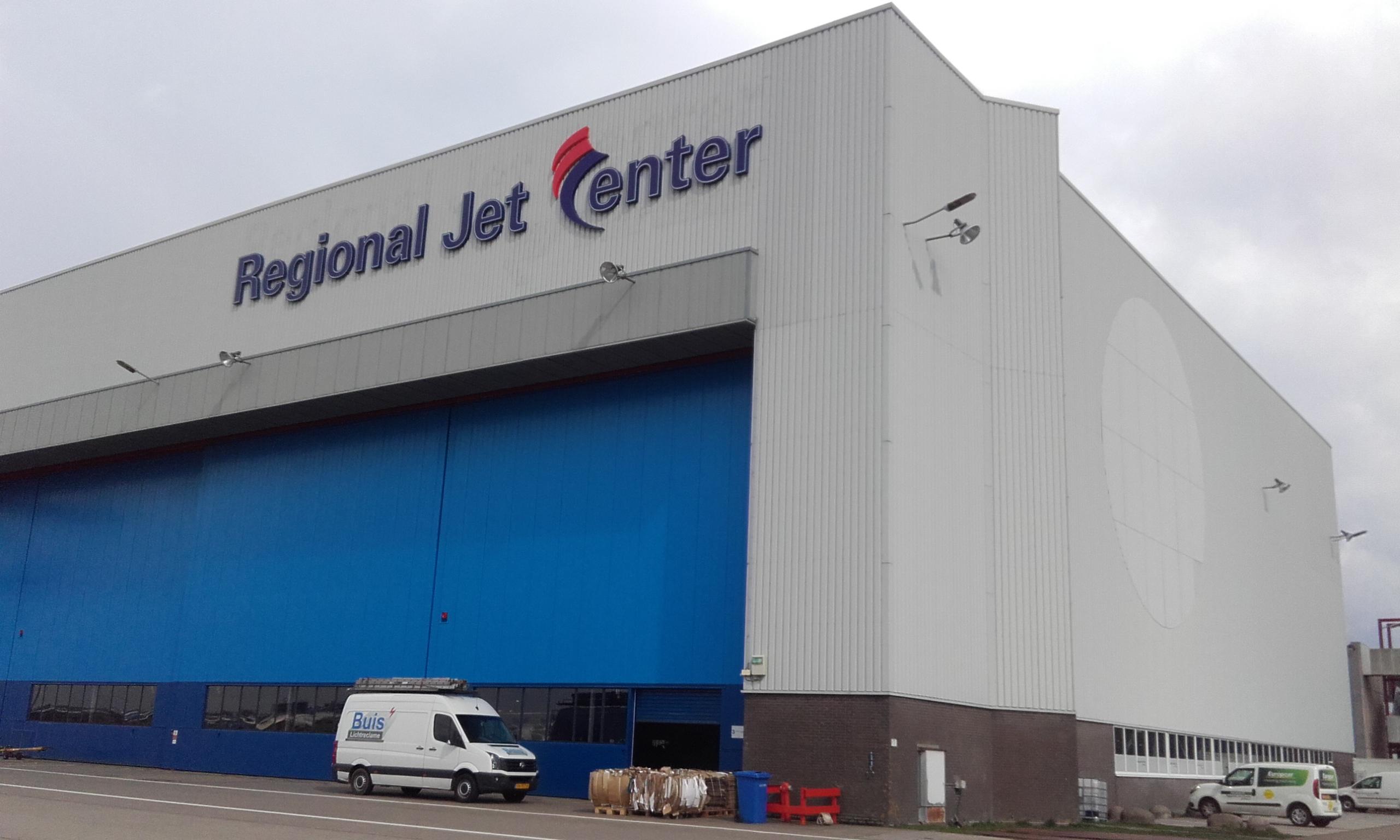 Regional Jet Center