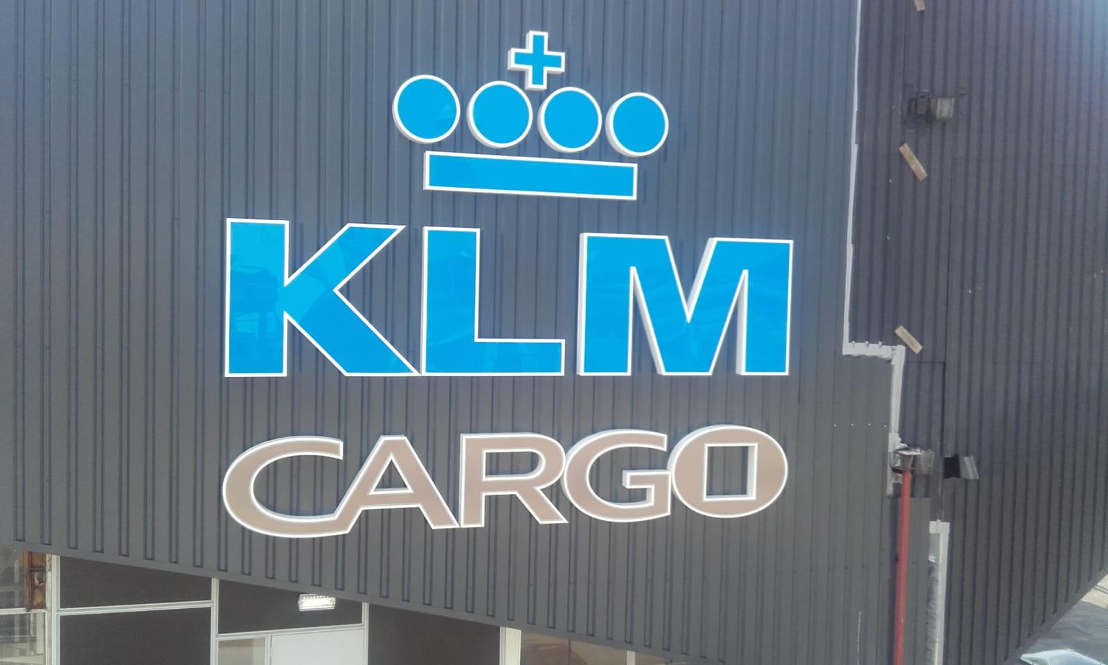 KLM Cargo Vracht 1 – Schiphol